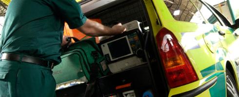A headache for paramedics?
